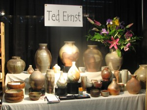 A stunning display by Ted Ernst.