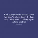 Healthy Steps – Week 3