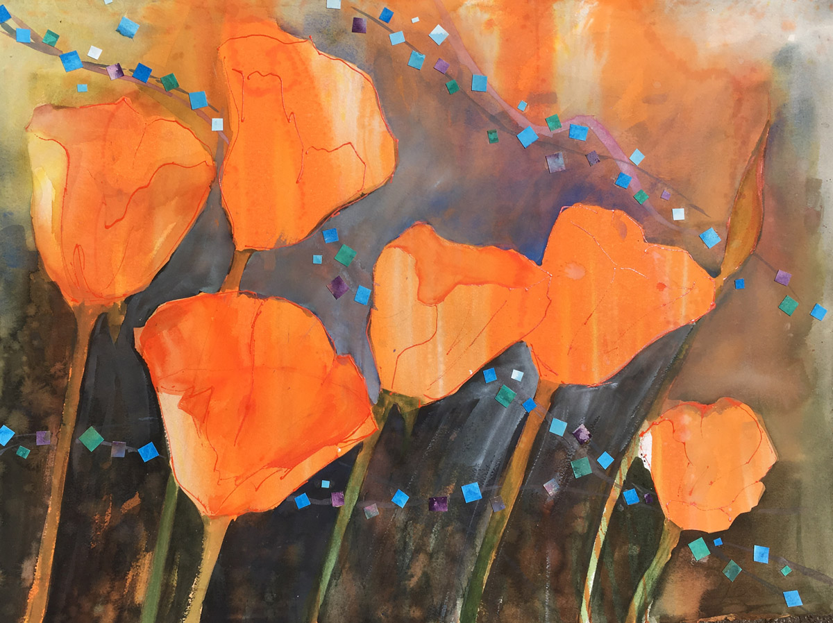 Arminda's Poppies
