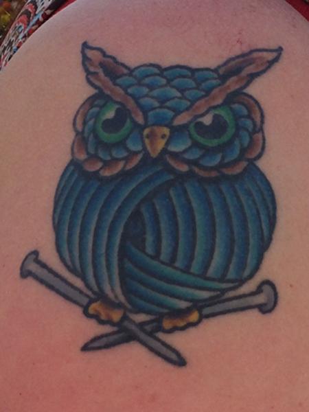 Best tatoo ever!