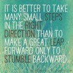 Healthy Steps – Week 29