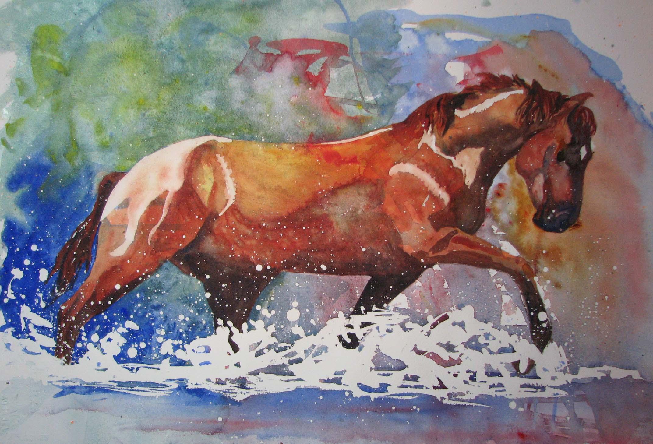 River Stallion