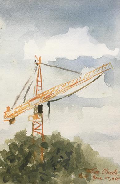 Salem Crane
